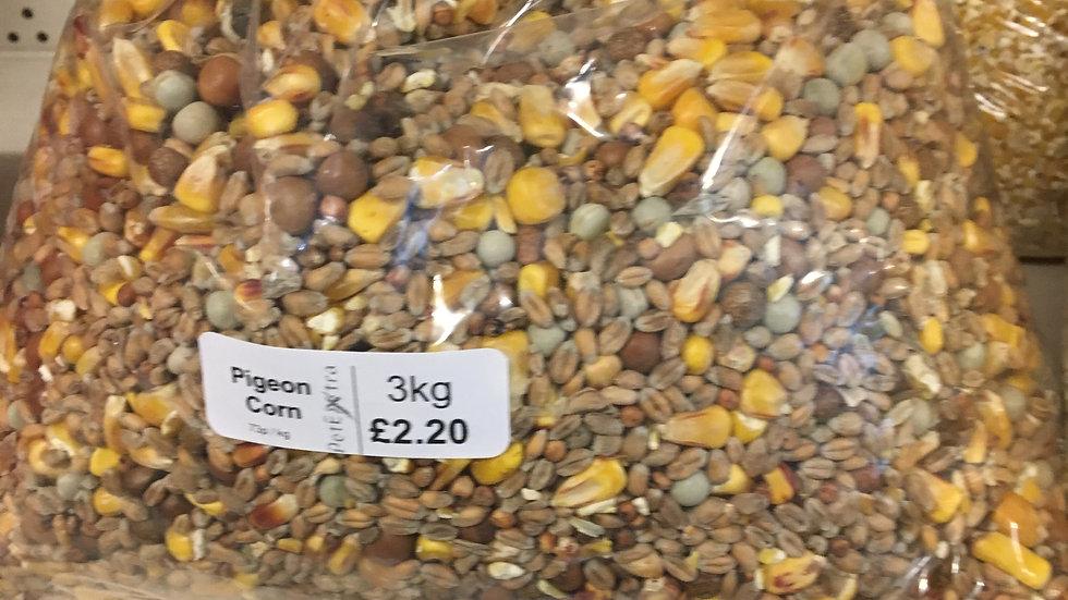 Pigeon corn 3kg