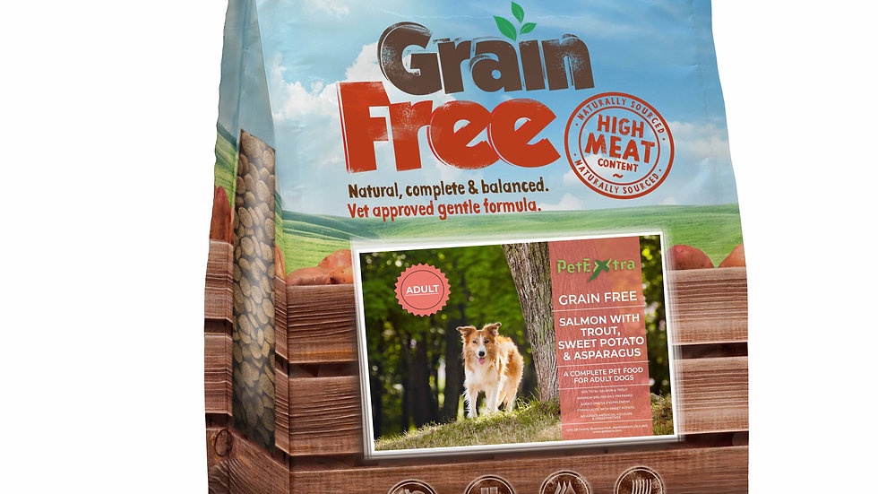 PetExtra Grain Free Dog Food