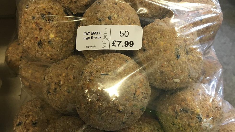Fat Balls 50 pack