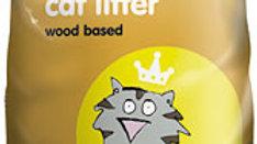30L Woodbased Cat Litter (Best Pets)