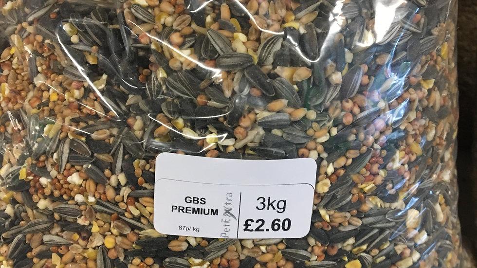 Premium Wild Bird Seed 20kg