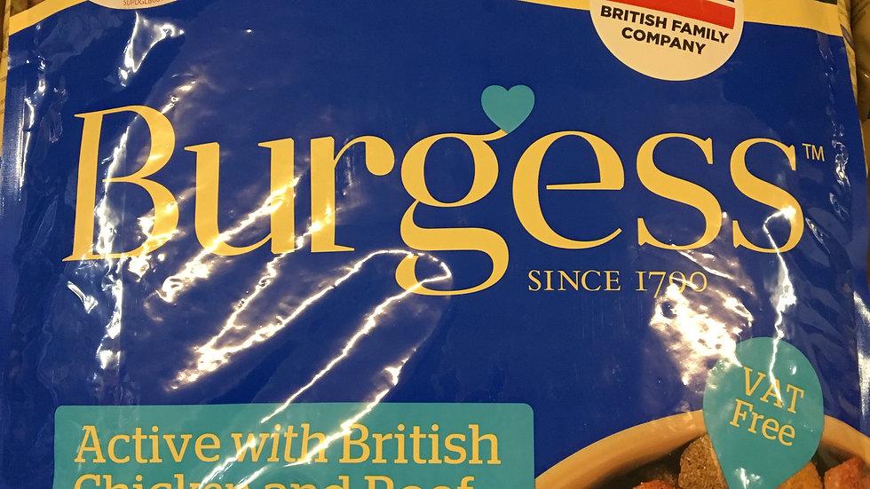 Burgess Active 15kg (Supadog)