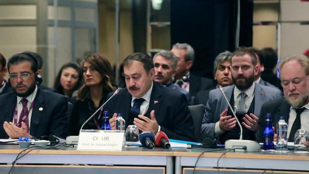 İslam İşbirliği Teşkilatı 1.Su Konseyi Konferans Filmi...