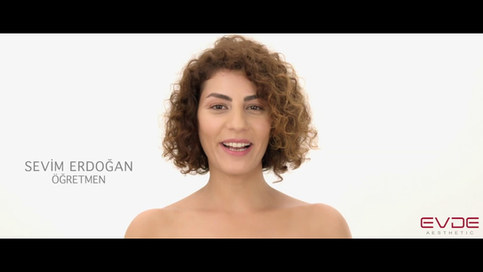 Evde Aesthetic Reklam Filmi