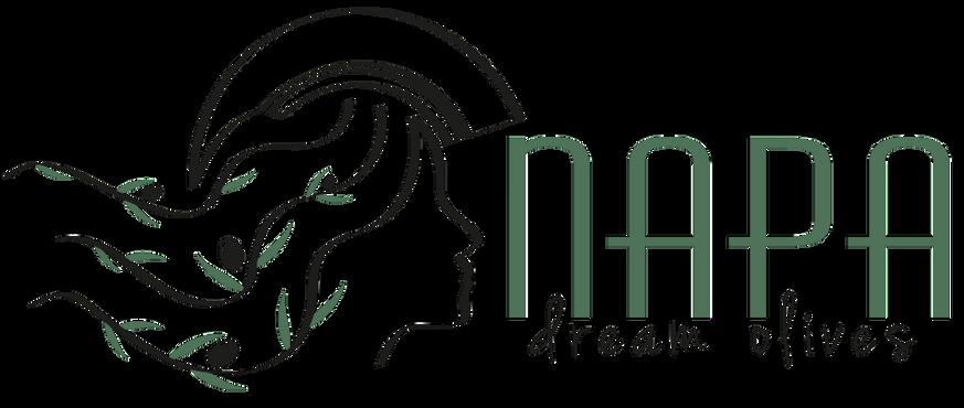 Napa Olive Dreams Logo Tasarımı