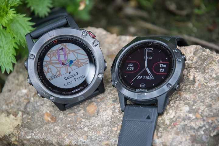 Garmin Fenix 5 Series for the Outdoorsman