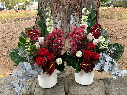 Custom Sympathy Arrangement for Olsens Funerals