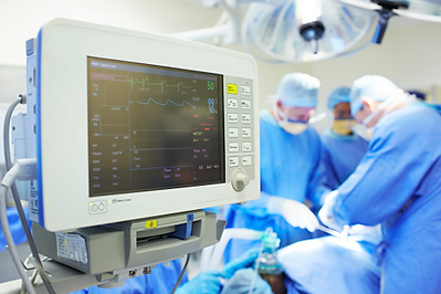 custom medical monitor