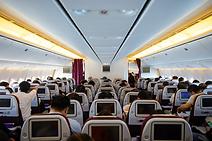 in-flight entertainment lcd displays