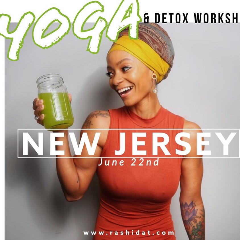 Yoga & Detox Workshop NJ
