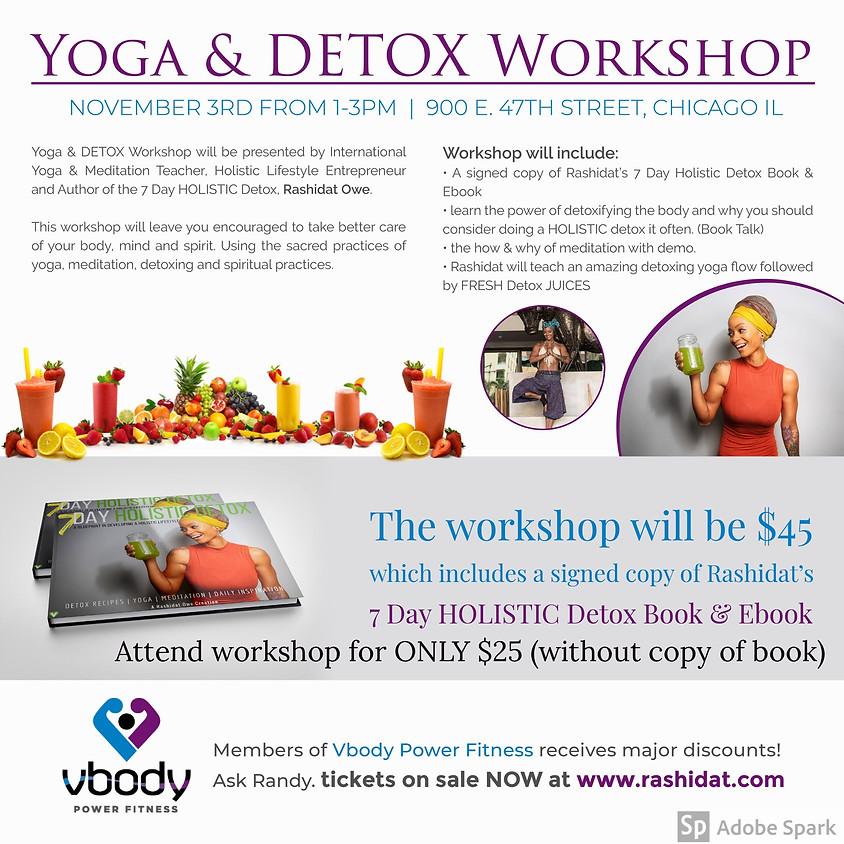 Yoga & Detox Workshop