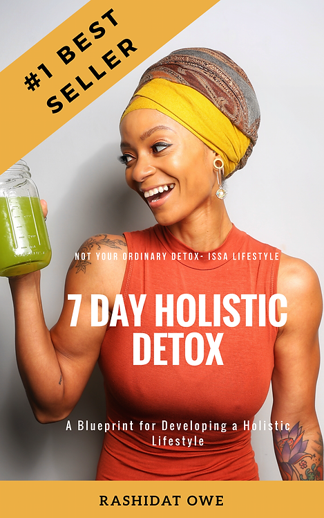 7 DAY HOLISTIC DETOX EBOOK