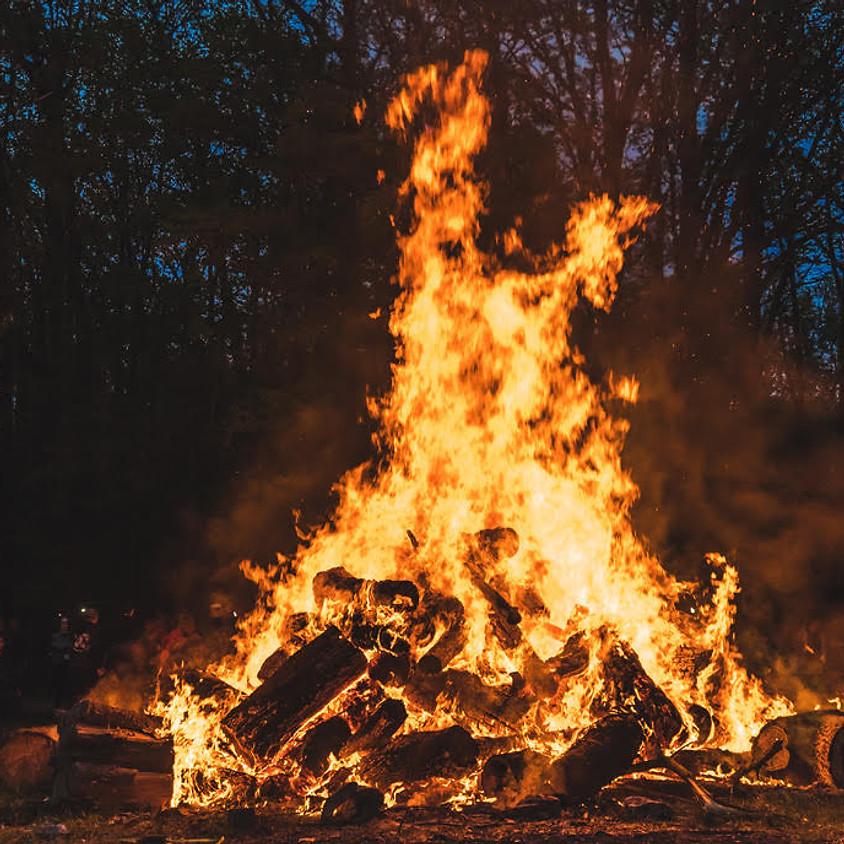 Rashidat's Birthday Bonfire Celebration