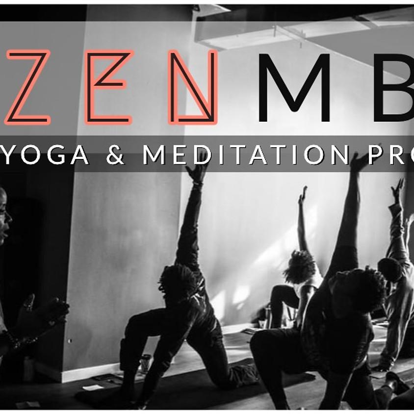 4 Week Yoga & Meditation Program