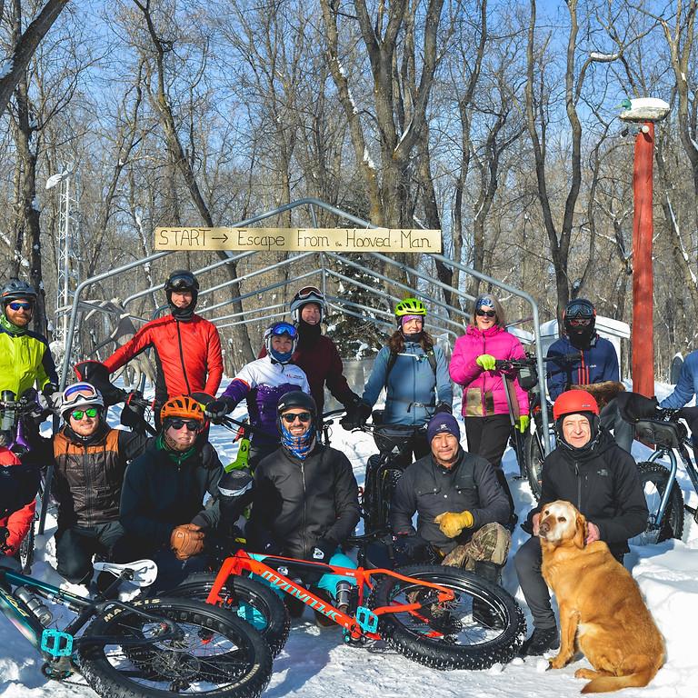 Winter Fat-tire Bike Event
