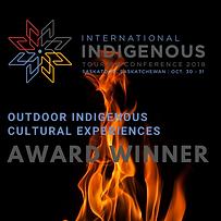 Outdoor Indigenous Cultural Experiences award winner