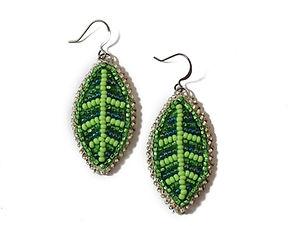 Beadwork Earrings