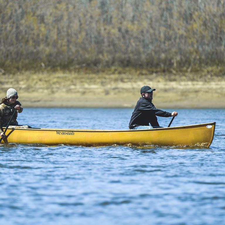 Northern Spring Canoe Camp