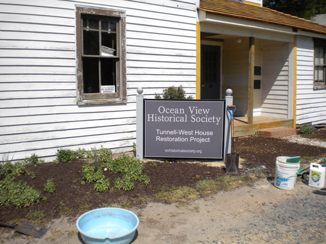 Tunnell-West House Restoration Project.j