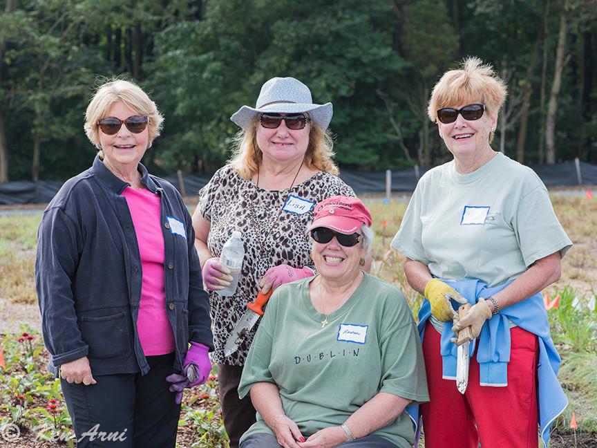 Gardeners ByTheSea at Botanic    Garden.