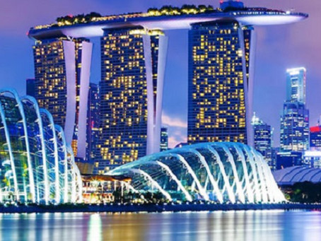 Massive Analytic and Urban Innovation in Singapore