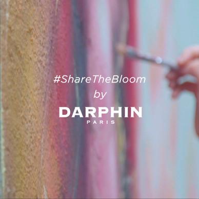 Darphin - #Sharethebloom