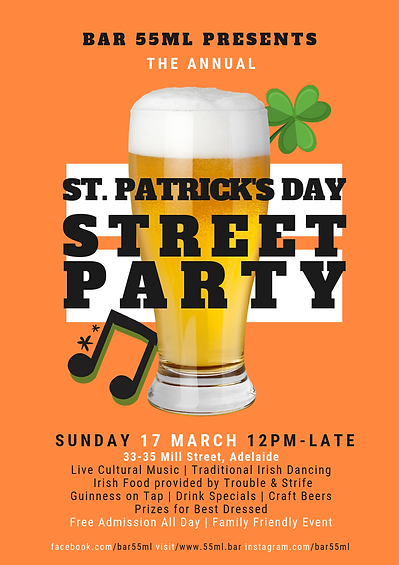 Bar 55ml Presents ST. PATRICK'S DAY.png