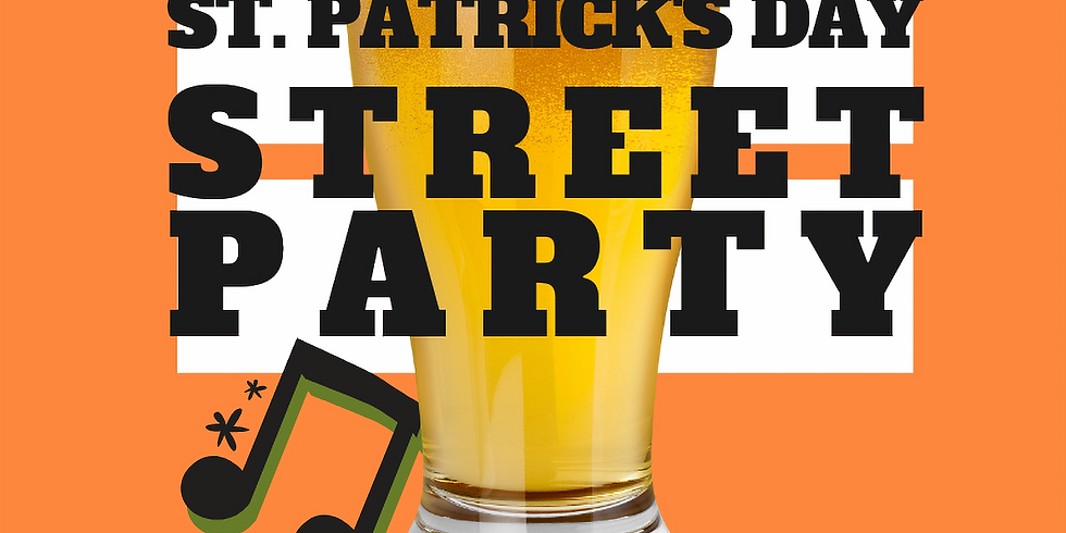 Bar 55ml St. Patrick's Day Street Party