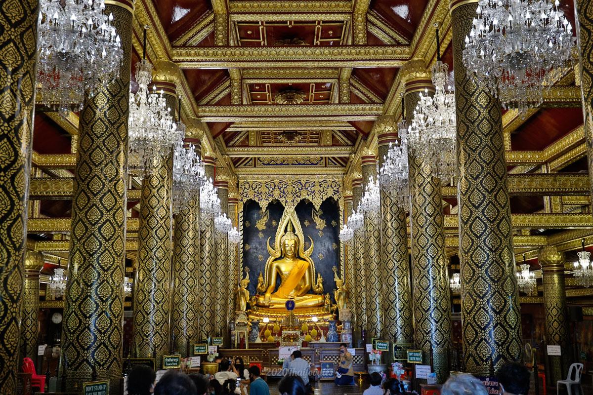 2020 Wat Phra Si Rattana Mahathat 3