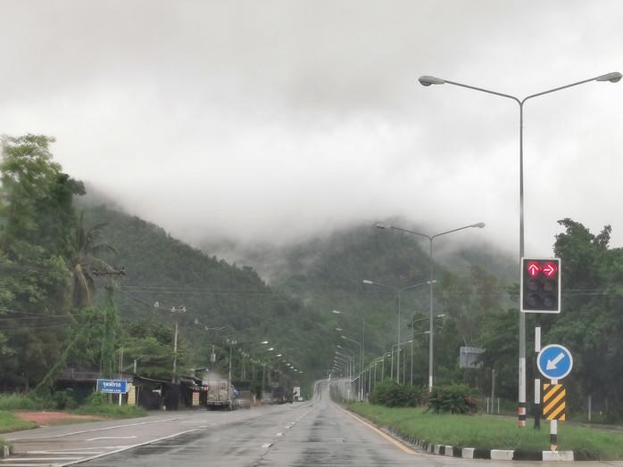 Road trip from Bangkok to Chiangrai