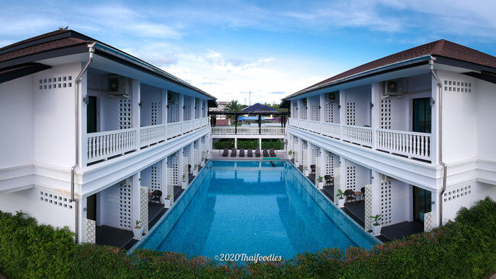 Unwind at Chaanburi Boutique resort in Chanthaburi province.
