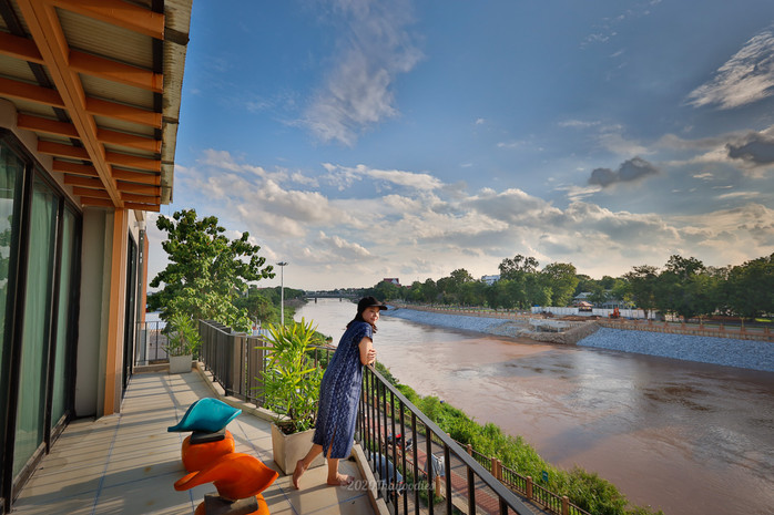 "Splendid Hotel in Phitsanulok, ""Dragon River Avenue"""