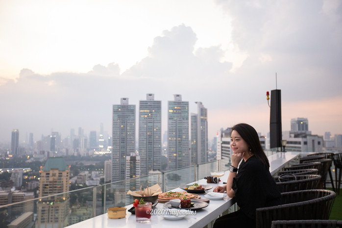 A fantastic hotel located in the heart of Bangkok city, Sky View Hotel Bangkok