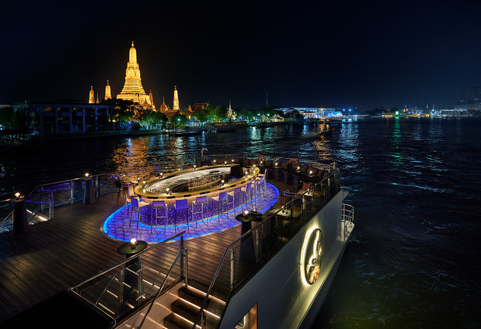 Banyan Tree Bangkok launches deluxe  dining-cruise service along 'River of Kings'