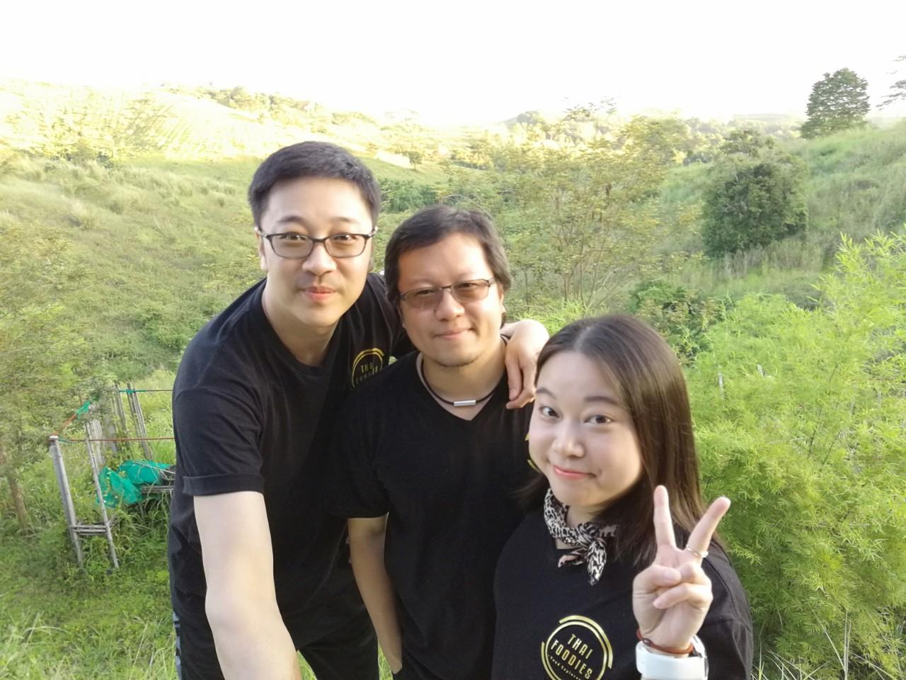 Rakkhao group photo