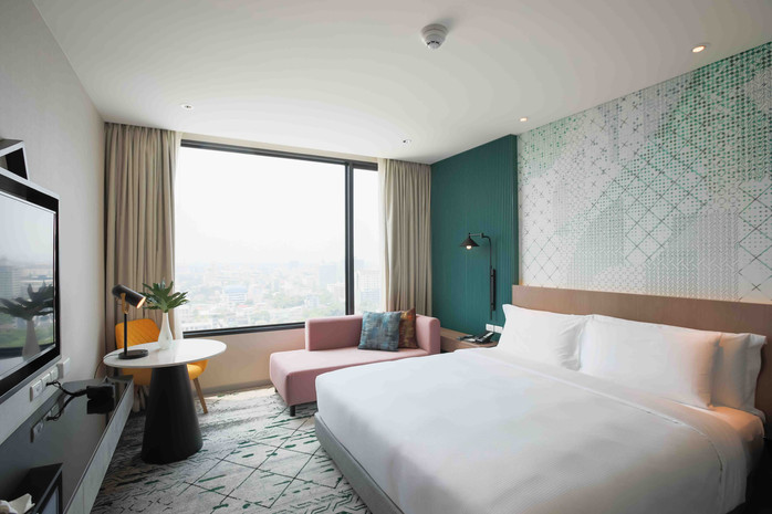 Avani Sukhumvit Bangkok, Best Hotel around Onnut area