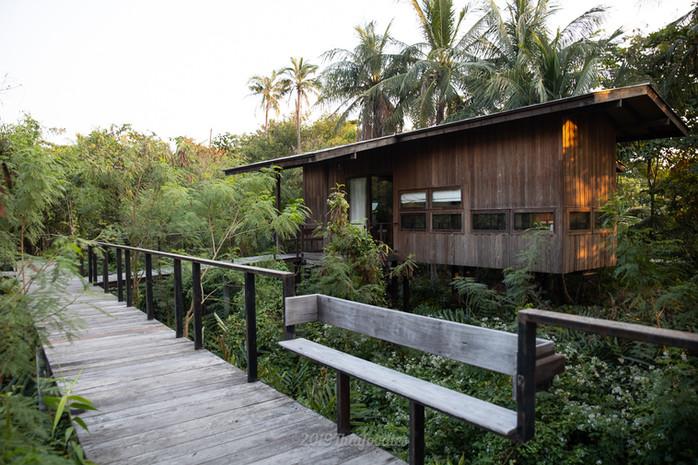 "Explore Amazing Resort &Cafe in Bangkrachao ""Baan Makham Bangnampheung"""