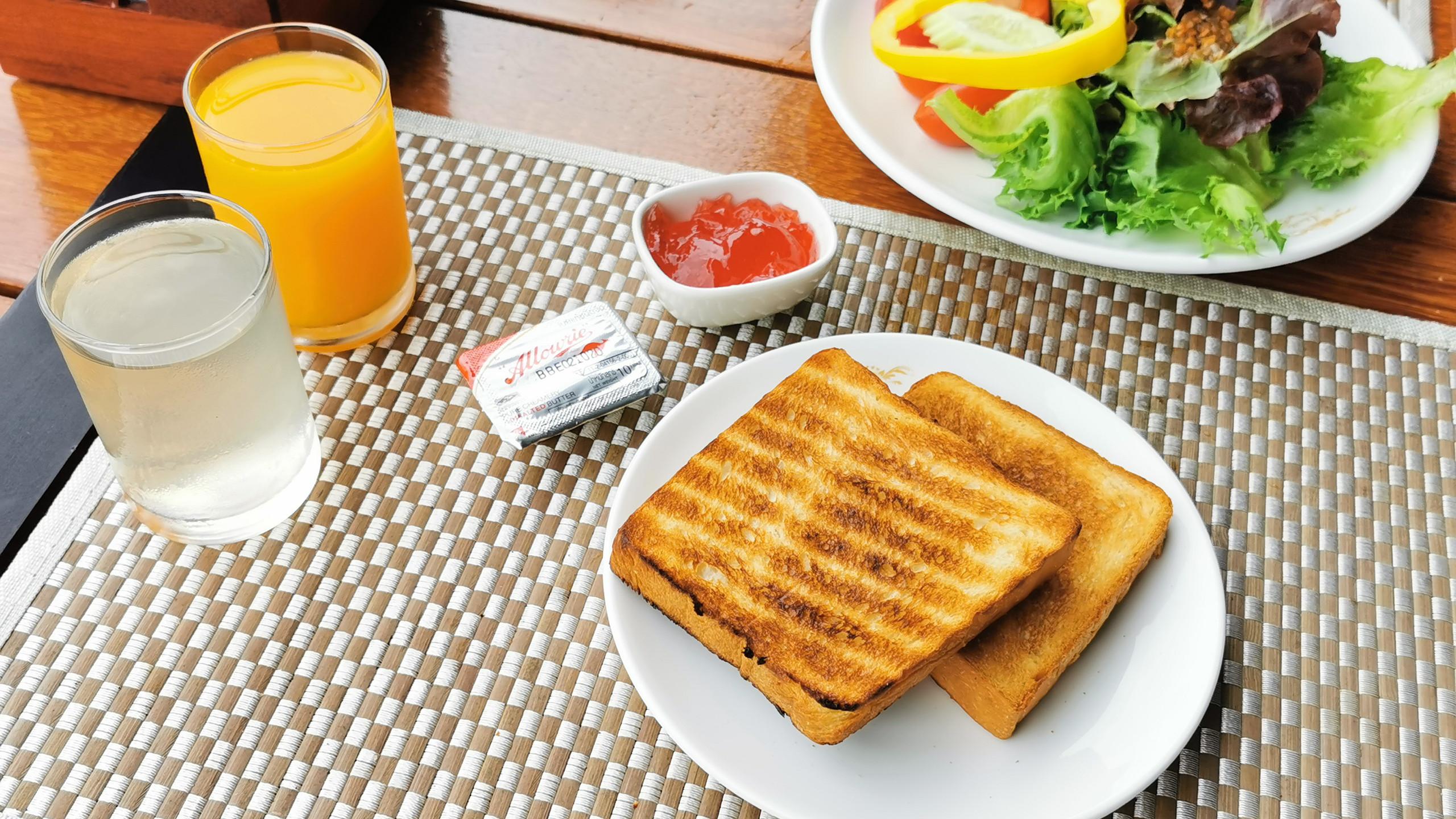Breakfast GrandkokKod