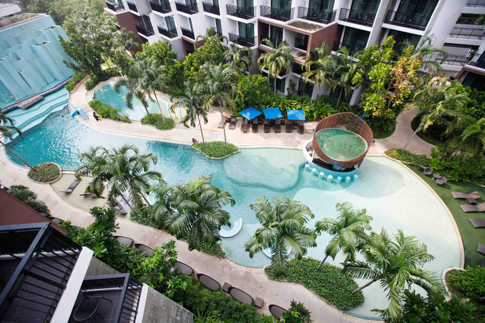 Centra Maris by Centara Jomtien Pattaya : Great Hotel in Pattaya Jomtien Beach area