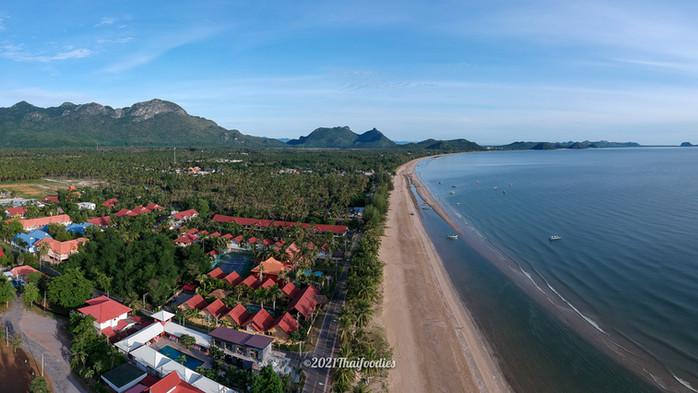 Escape your next holiday to Pranburi Prachuap Khirikhan