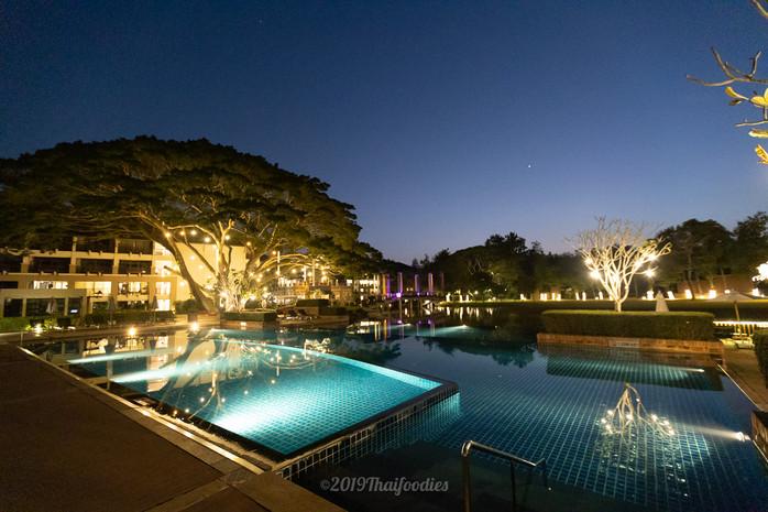 Luxury 5 Star Le Meridian Chiang Rai Resort
