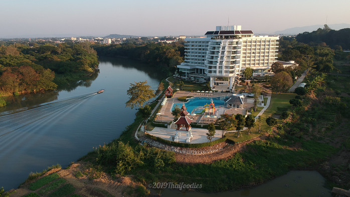 The Riverie by Katathani  A Spacious and Elegant Hotel on the Kok River in Chiangrai!