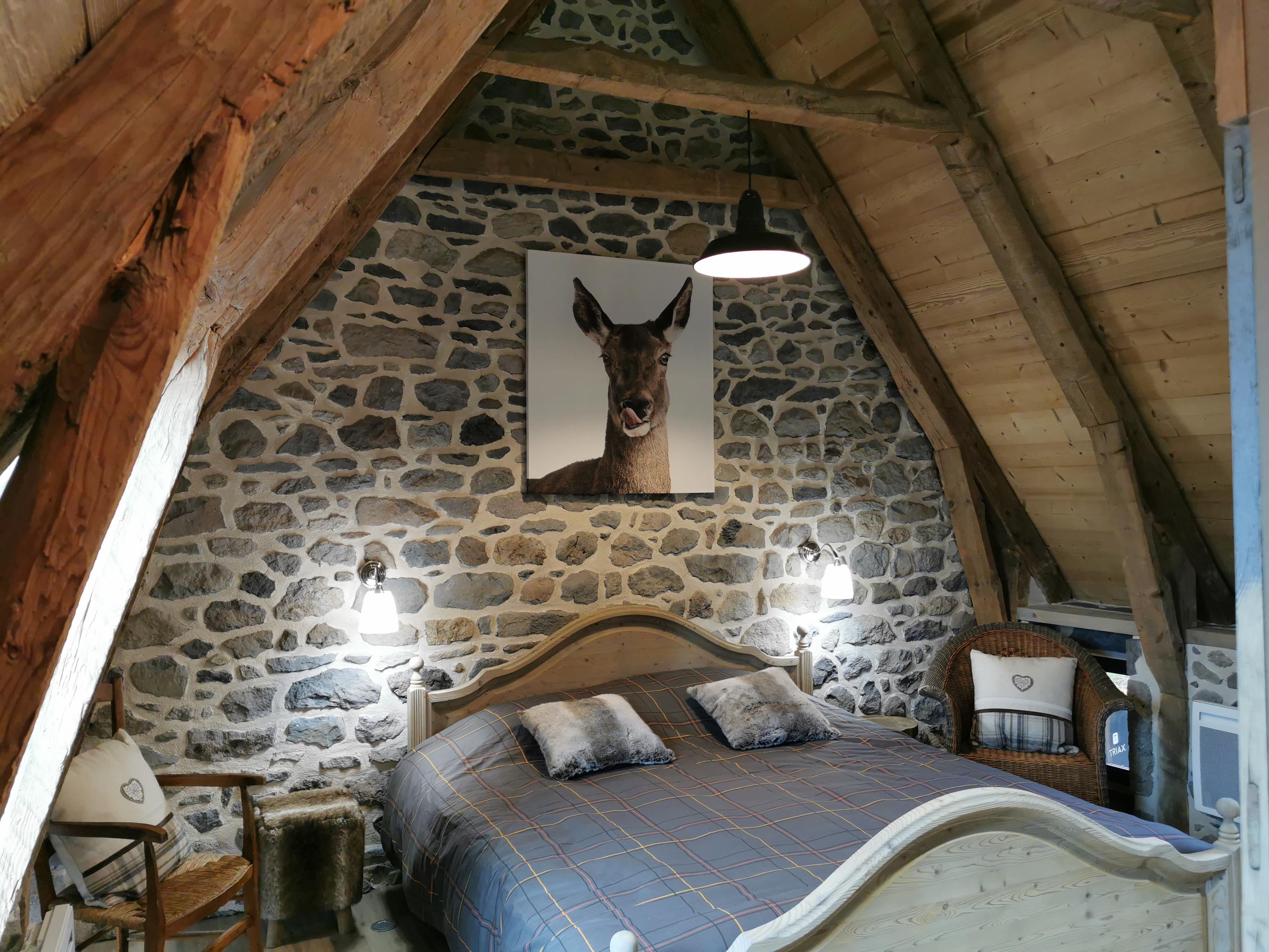Buron au Mont-Dore