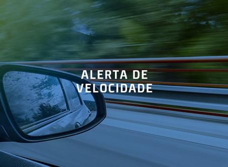 Saiba tudo sobre o Alerta de Velocidade