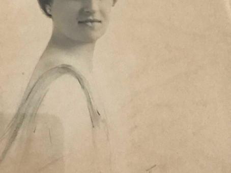 Ritratto di Signora: Eva Barret