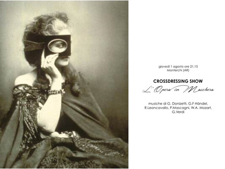 News: Crossdressing Show
