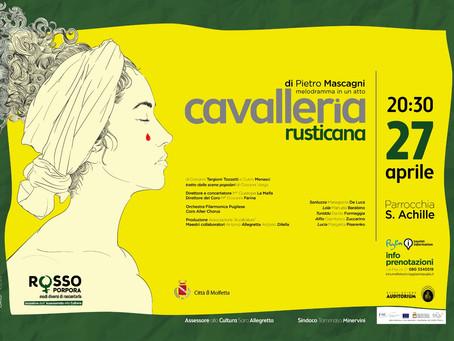News: Cavalleria Rusticana