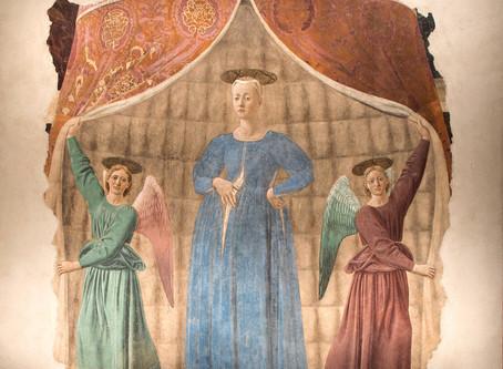 Monterchi: La Madonna del Parto