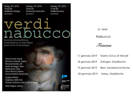 News: Nabucco