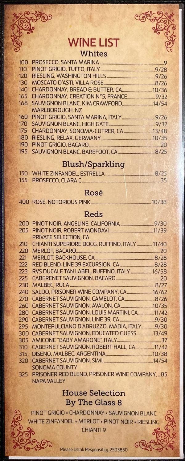 wine list june 2020